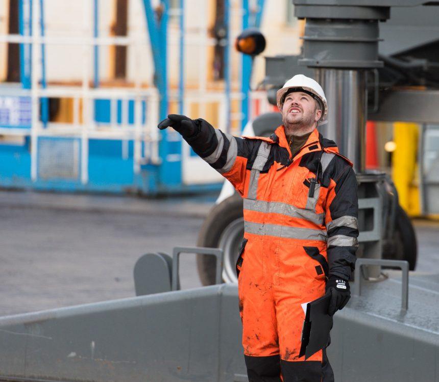 PTS & Port of Blyth - #MaritimeSafetyWeek