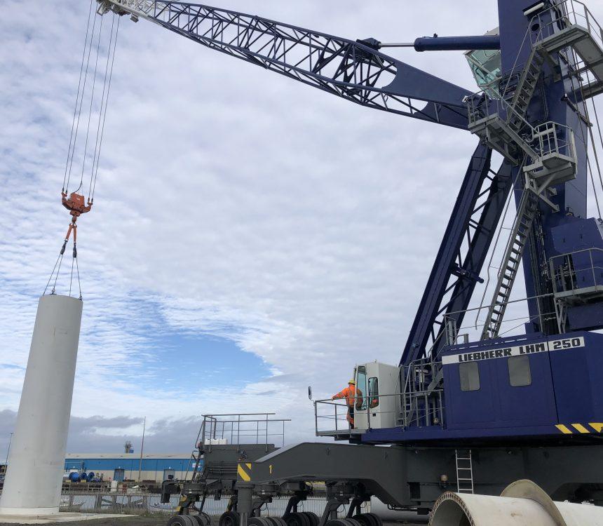 PTS Wind Turbine Training Facility