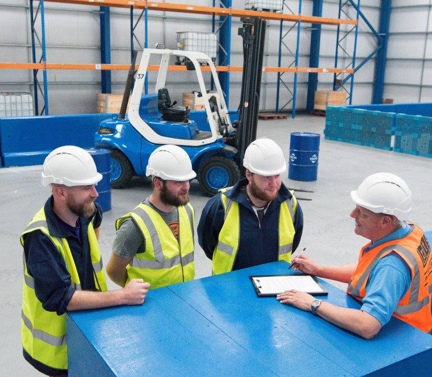 funded plant operations training